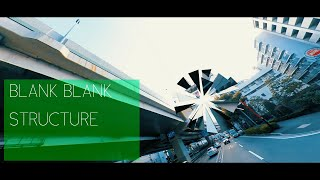 """BLANK BLANK STRUCTURE """"Disturb"""" (Official Music Video)"""