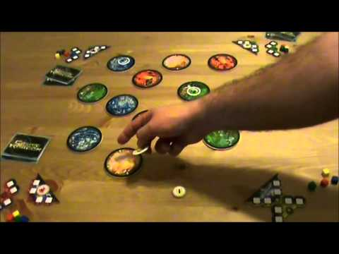 Cosmic Kaboom How to Play