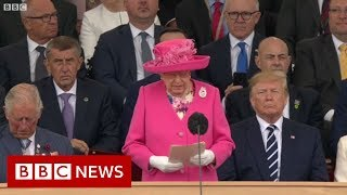 The Queen recalls words from her father, King George VI - BBC News