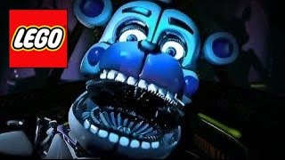 How To Build: LEGO Funtime Freddy Five Nights at Freddy's || Sister Location