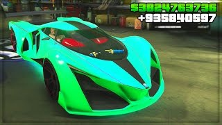 GTA 5 DLC UPDATE!! - NEW FASTEST CAR IN THE GAME (GTA 5 ONLINE DLC UPDATE)