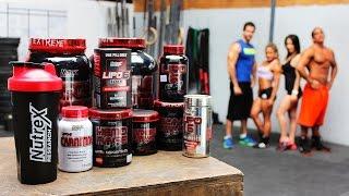 Nutrex: Suplementos deportivos para lograr tu objetivo