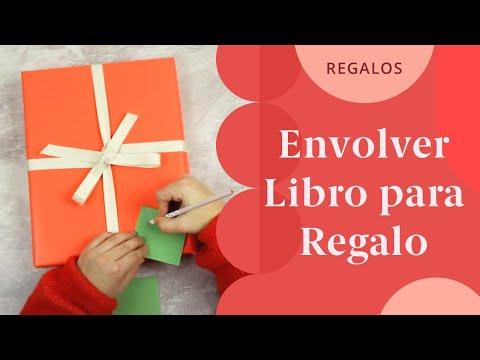 Video - Cómo regalar un libro de forma original y dedicarlo