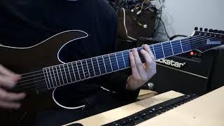 Fear Factory - Replica Guitar Cover