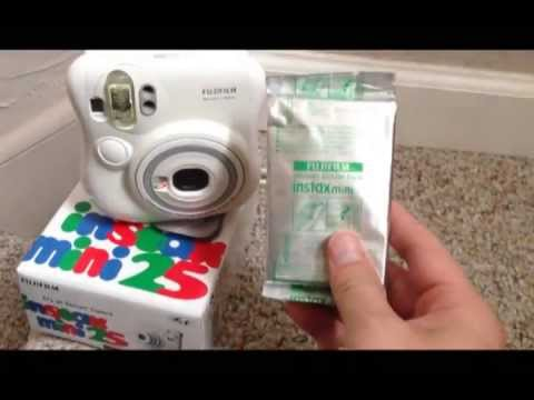 Fuji Instax Mini 25 Review