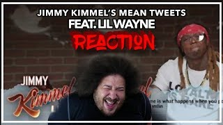 Reaction to Jimmy Kimmel's Mean Tweets Hip Hop Edition