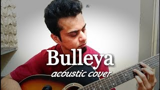 Bulleya Acoustic Cover Arrch Pritam Amit Mishra Shilpa Rao