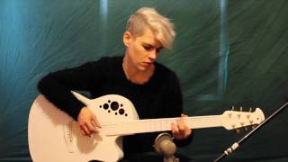 "Acoustic Nation Presents: Kaki King ""Trying To Speak Parts 1 & 2"" Live"