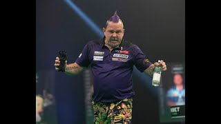 """Peter Wright on being """"narked"""" by the crowd, Steve West """"tactics"""" + """"lower"""" standard than past years"""