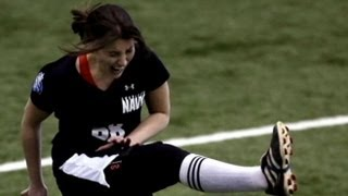 First Female to Try-Out for NFL, Lauren Silberman, Slammed by Blogosphere