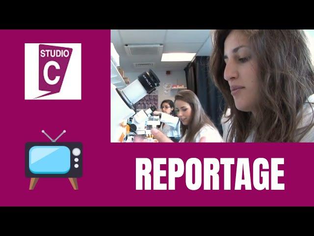 Making-of publicité Institut Curie
