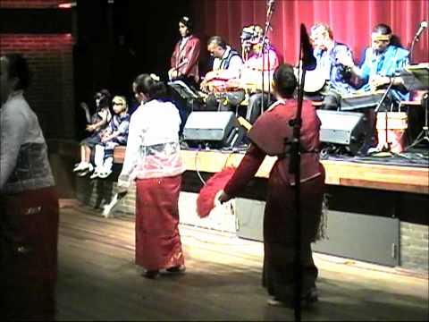 Dans & zang groep uit Cuijk
