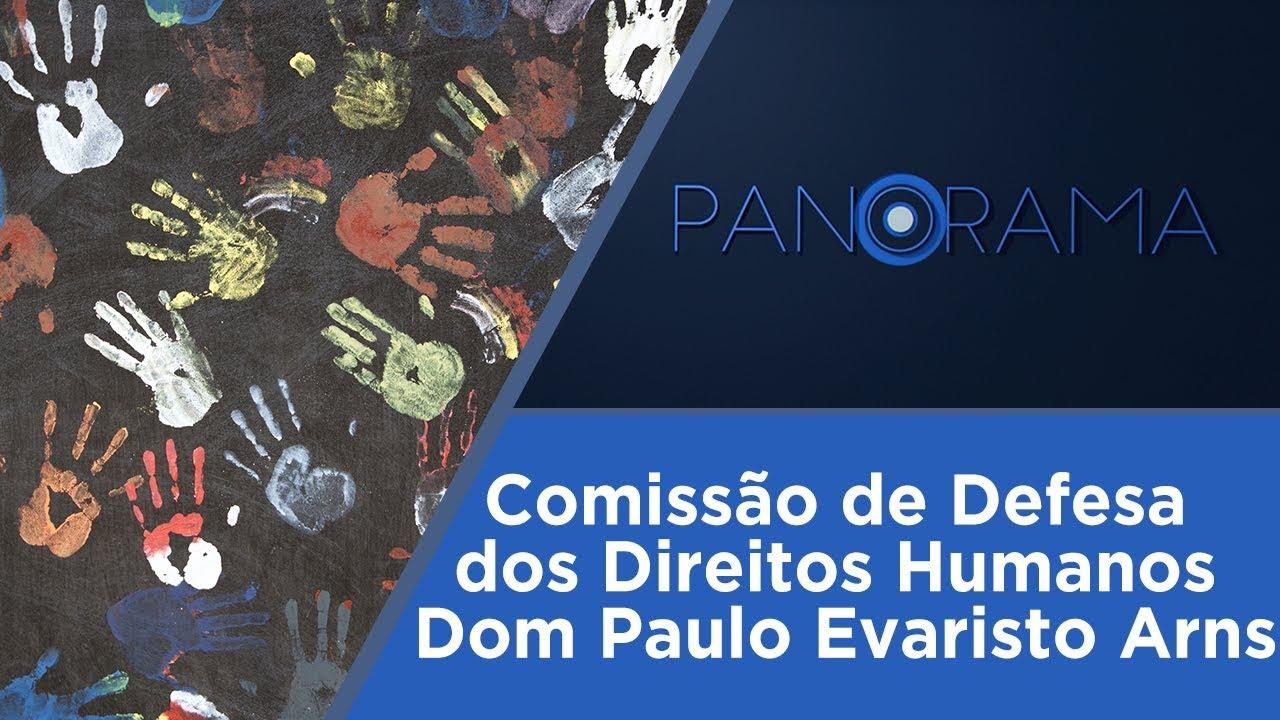 Panorama | A Comissão Arns e os direitos humanos no Brasil | 22/03/2019