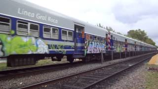 preview picture of video 'GM G22 A710 llegando a Don Bosco (02-04-2013)'