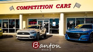 The Banton Media Experience with Competition Cars