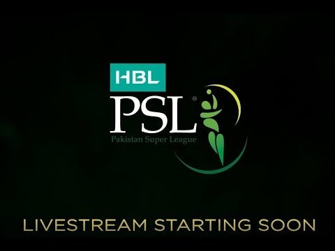 LIVE - HBL Pakistan Super League Draft 2019