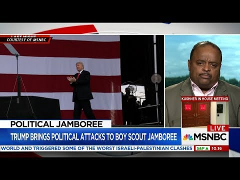 Trump's Boy Scout Speech Insults Everything The Scouts Stand For, Outrages Parents