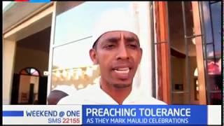 Muslim community calls for harmony as they mark Maulid celebrations