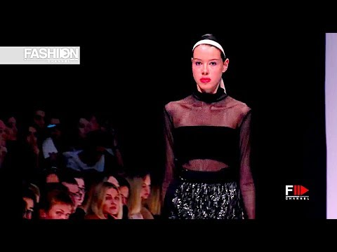 ANGELA LE BOURGEOIS Spring Summer 2019 MBFW Moscow - Fashion Channel