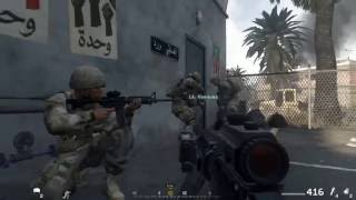 Call of Duty Modern Warfare Remastered| PC Game-play Campain #3