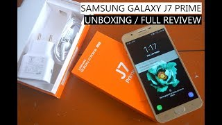 Samsung Galaxy J7 Prime Unboxing With Full Review