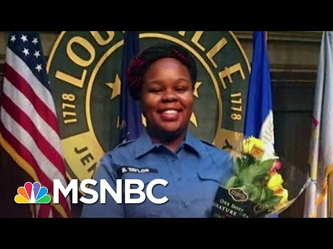 Grand Jury To Present Report On Breonna Taylor Case Today | Craig Melvin | MSNBC