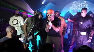 "D4L, (Fabo, Mook B, Stoney) Performing ""Betcha Can't Do It Like Me"" & Scottie Geeked Up"