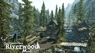 Just another Riverwood Mod - Nature of Skyrim - Enhanced Flora, Fauna, Lights and Particles