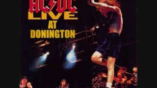 Dirty deeds done dirt cheap LIVE AT DONINGTON