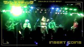 侵略ファンタスティックプラネッツ2014.04.11CLUBSpot動画