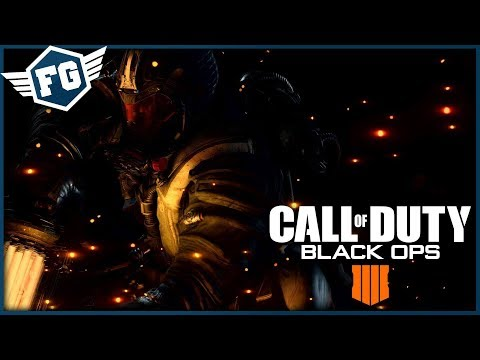NOVÝ MOD HEIST - Call of Duty: Black Ops 4