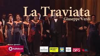 """TKOBAP / OPERA ON – TOUR – """"La Traviata"""" – 27 dhe 29 tetor, në Durrës"""