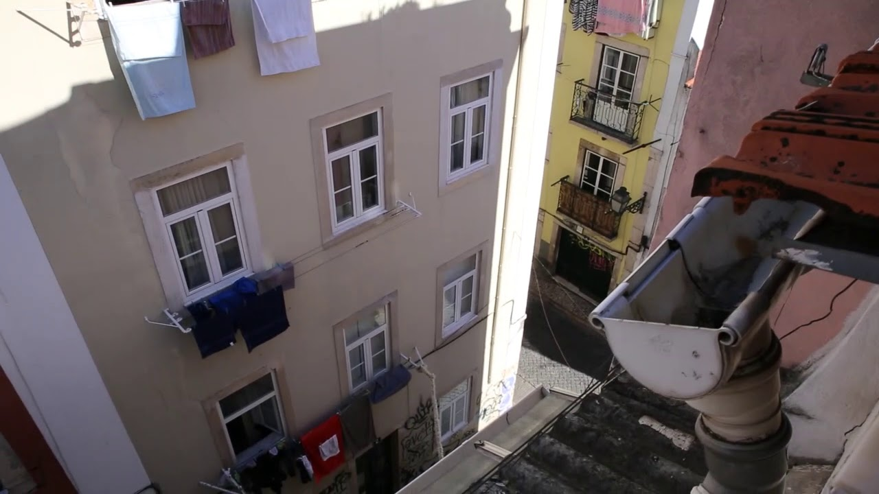 Cute 1-bedroom apartment for rent in lively Bairro Alto