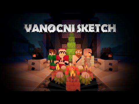 Vánoční speciál 2016 (Minecraft sketch CZ/SK)