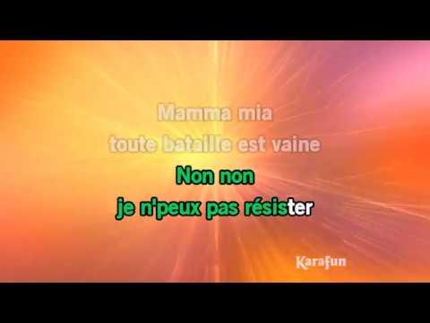 Karaoké Mamma Mia! (version française) - Mamma Mia! (musical) *