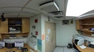 JCMT Inside the Telescope - Why Maunakea