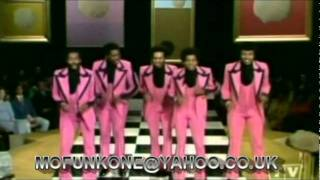 THE TEMPTATIONS - PAPA WAS  A ROLLING STONE.LIVE TV PERFORMANCE 1972