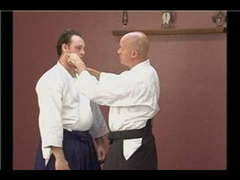 Intermediate Aikido Striking Tips : Aikido Striking Tips: Kokomen Uchi