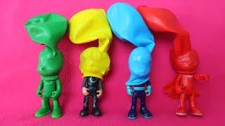 Pj Masks Wrong Heads Balloon Toys