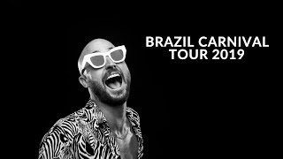 FISHER   BRAZIL CARNIVAL TOUR 2019