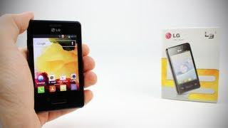 LG Optimus L3 II Unboxing & Review (LG E430) | Unboxholics