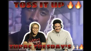 TUPAC TUESDAY'S - TOSS IT UP 🔥🔥🙌🏼🙌🏼💥💥