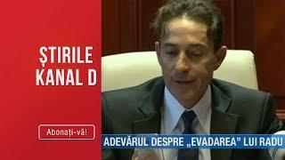"""Stirile Kanal D (18.05.2019) - Adevarul Despre """"Evadarea"""" Lui Radu Mazare! Editia De Pranz"""