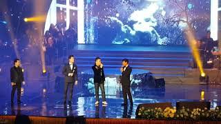 Tùng Dương, Tuấn Ngọc, Trọng Tấn, Quang Dũng live Niệm khúc cuối