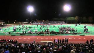 Sacred Geometry: Saratoga High School At WBA Logan 2014