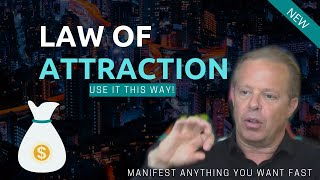 Dr Joe Dispenza - The POWERFUL Law Of Attraction Technique to MANIFEST What You Want FAST!