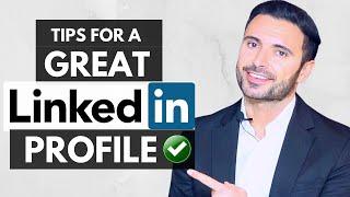 LinkedIn Next Level Tips - How To Improve Your LinkedIn Profile