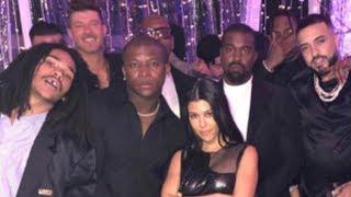 Kourtney Kardashian's EPIC 40th Birthday Celebration Brings Out ALL Her EX Boyfriends!
