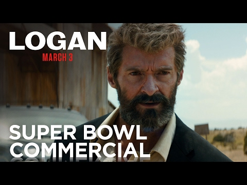 Commercial for Logan, and Super Bowl LI 2017 (2017) (Television Commercial)