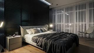 Beautiful Black Bedrooms Tips & Accessories To Help You Design